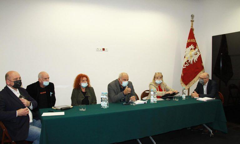 Konferencja prasowa ZG ZASP